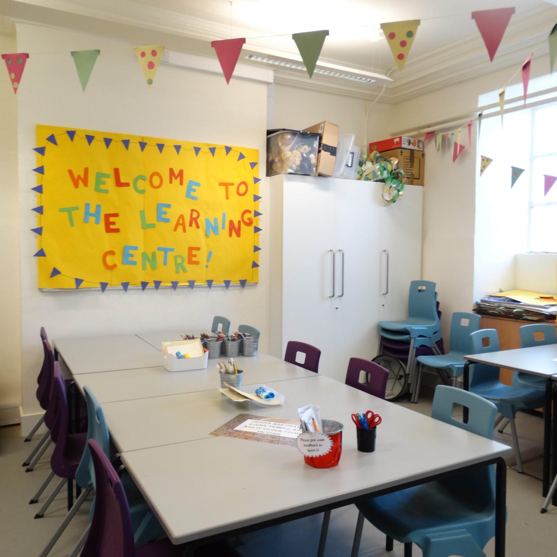 Learning-Centre-Design